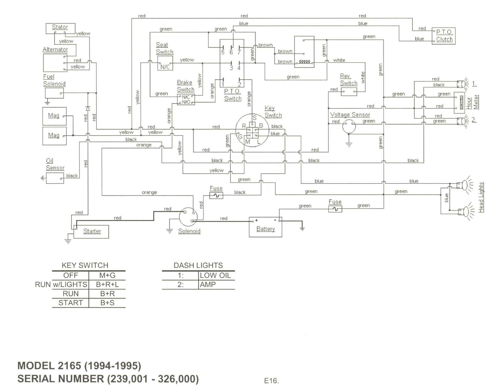 2165 Wiring Diagram