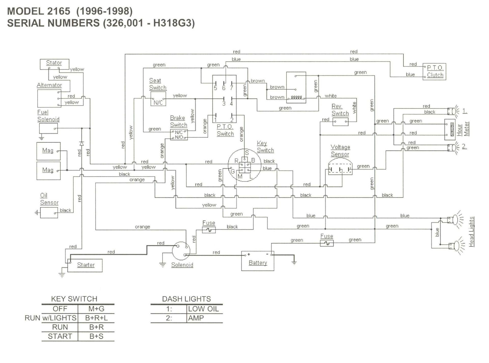 2165 Wiring Diagram