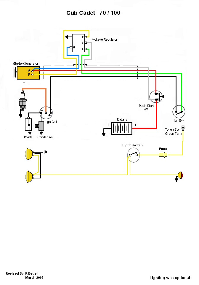 kohler k181 wiring diagram archive through july 14  2009 ih cub cadet forum  ih cub cadet